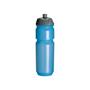 grey and blue shiva sports drink bottle 750ml