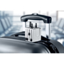 Skross Travel Adapter on Suitcase