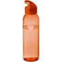 650ml drinking bottle in orange