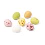 Speckled chocolate mini eggs