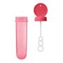 sopla bubble blower pink open