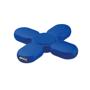 Spinning USB hub in blue