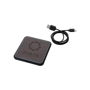Square charging pad with cable