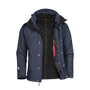 Stormtech Beaufort Jacket in navy with weatherproof protection