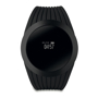 black spots round fitness wristband with silicone strap