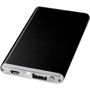black power bank portable charger