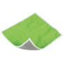 Tech Screen Cleaning Cloth in green