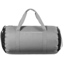 Tennessee Duffel in grey with grey handles and black side panels