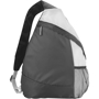 Armada Sling Backpack in black and grey