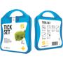 blue tick first aid kit