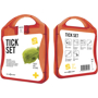 red tick first aid kit