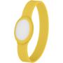 Tico LED Bracelet in yellow