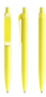 QS01 Touch patterned pen in yellow