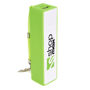 lime green power bank