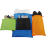 4 promotional travel bags