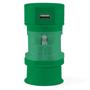 Tribox Travel Adaptor Green