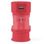 Tribox Travel Adaptor Red