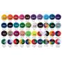 tyre bug sticker colour options