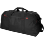 Vancouver Extra Large Travel Bag in black with red details