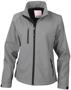 Women's Baselayer Softshell Jacket in grey