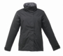 Women's Beauford Insulated Jacket in black