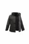 Women's Defender 3-in-1 Jacket in black