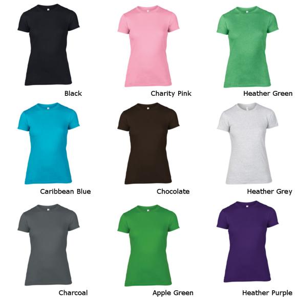 Women's Fit Fashion Tee
