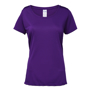 Women's Performance Core T-shirt in purple