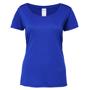 Women's Performance Core T-shirt in blue