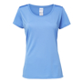 Women's Performance Core T-shirt in light blue