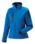 Women's Sports Softshell Jacket in blue