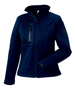 Women's Sports Softshell Jacket in navy