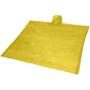 Ziva Disposable Poncho in yellow