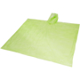 Ziva Disposable Poncho in green