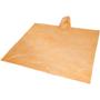 Ziva Disposable Poncho in orange