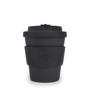Solid Black 8oz Ecoffee cup