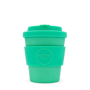 8oz Ecoffee cup for promotional merchandise in cyan
