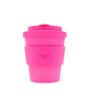 Magenta 8oz reusable ECoffee travel mug