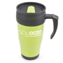 400ml on the go coffee cup with handle