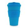 Large capacity blue ecoffee travel tumbler