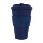 14oz reusable coffee take out mug in navy