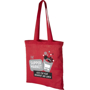 Red shopper with long handle
