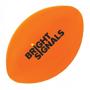 Rugby Ball Shape Stress Item Orange