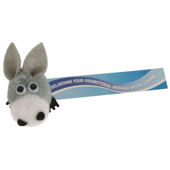 donkey bug toy