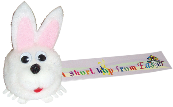 rabbit bug toy