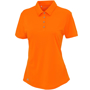 Adidas Women's Polo in orange