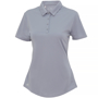 Adidas Women's Polo in grey