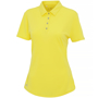 Adidas Women's Polo in yellow