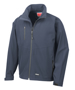 Men's Baselayer Softshell Jacket in navy