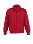 Men's Bomber Jacket in red